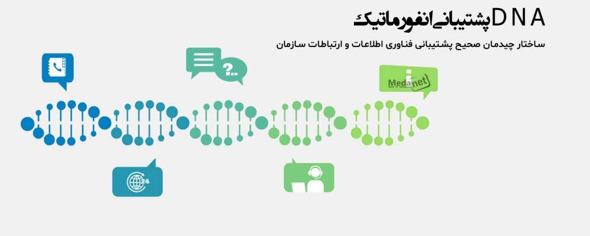 DNA پشتیبانی فناوری اطلاعات